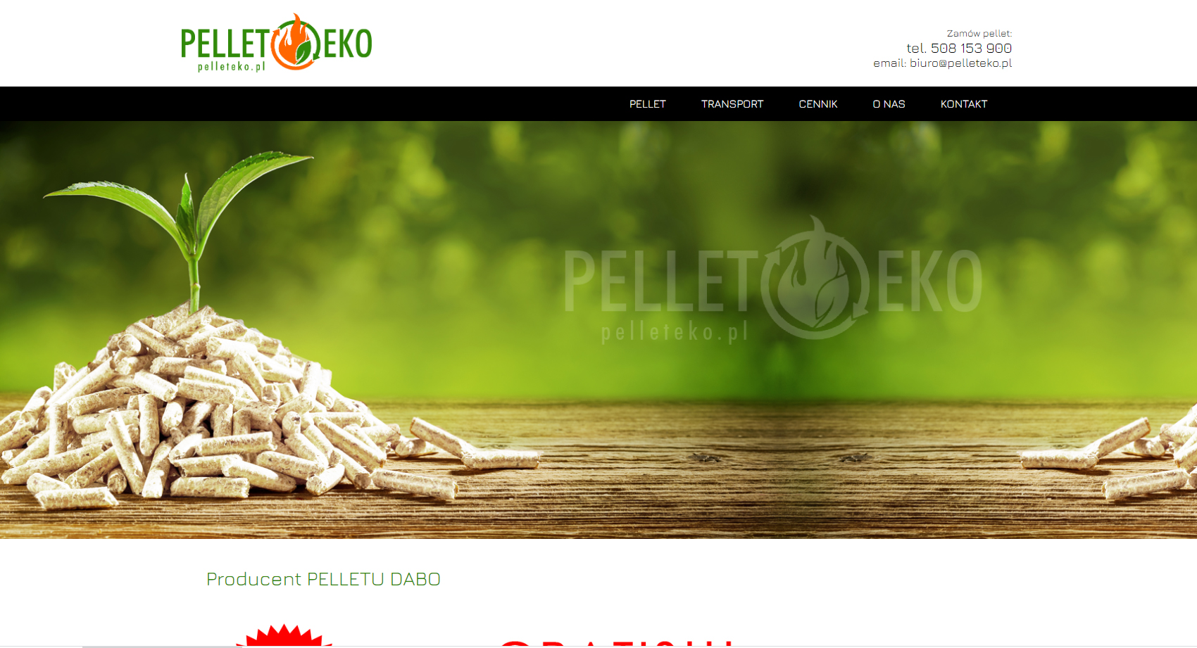 Producent pelletu